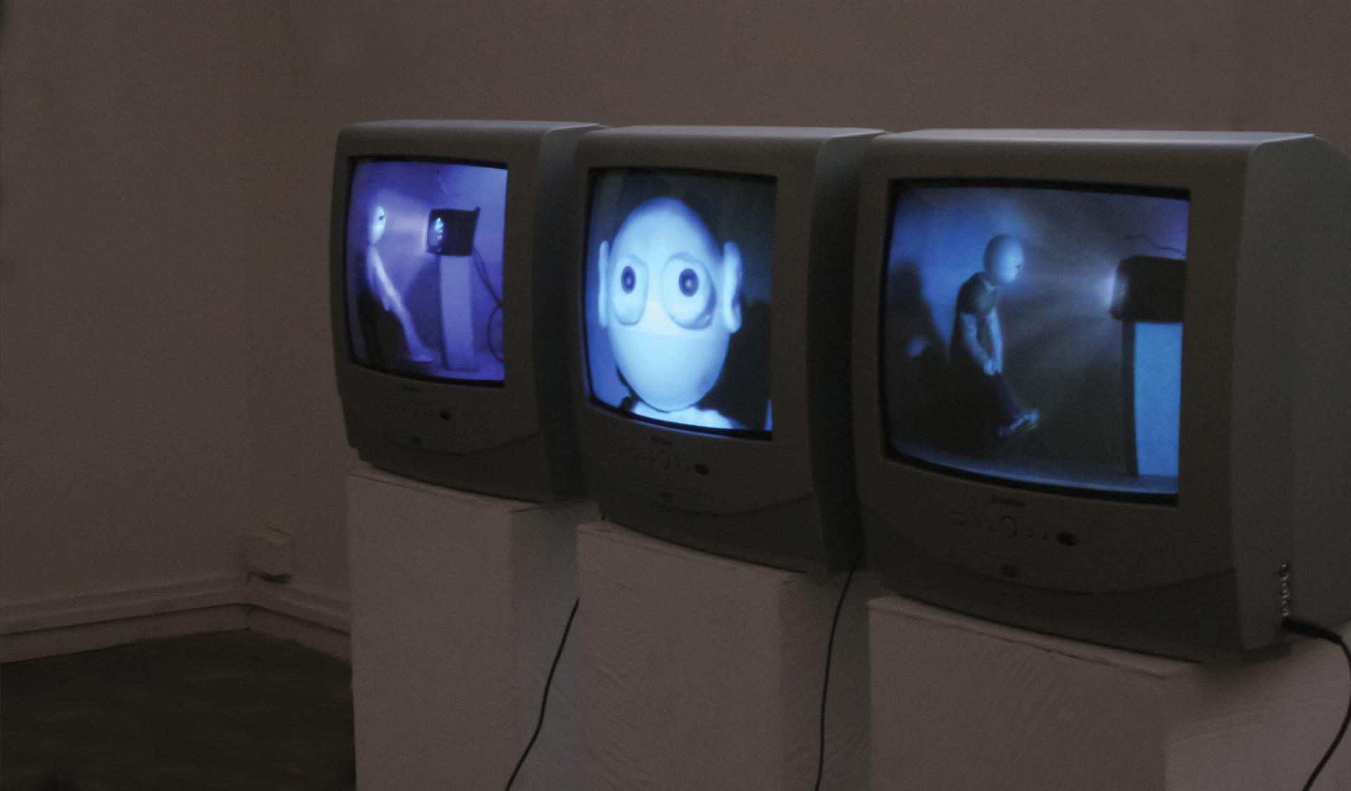 Installation vidéo - art vidéo